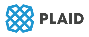 Plaid Logo Color Horizontal